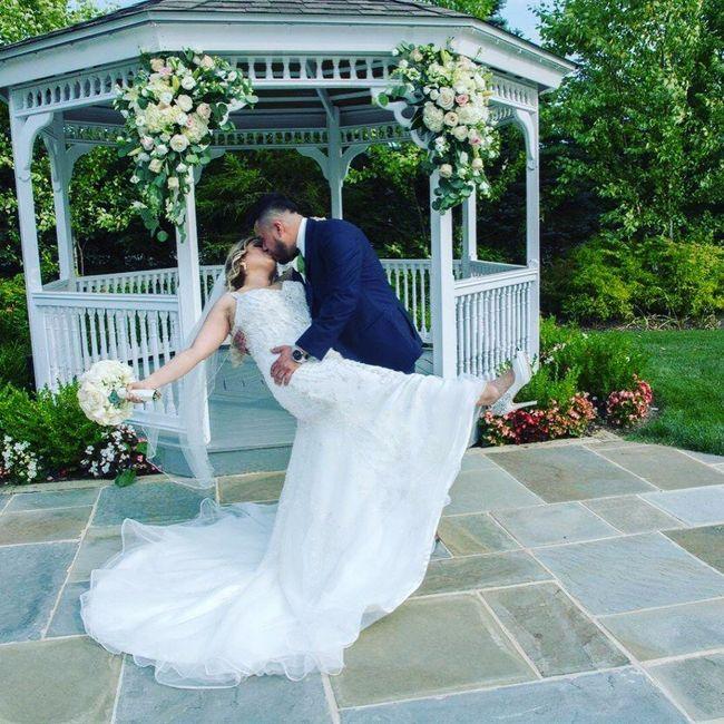My Wedding Anniversary was last Tuesday, July 14 1
