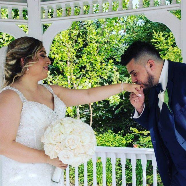 My Wedding Anniversary was last Tuesday, July 14 13
