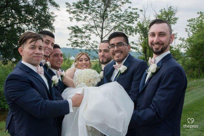 My Wedding Anniversary was last Tuesday, July 14 21