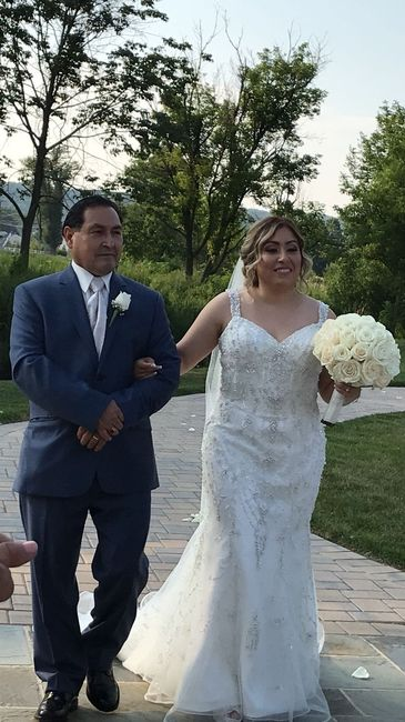 Last Saturday was the best day ever. i got Married July 14th!!! 18
