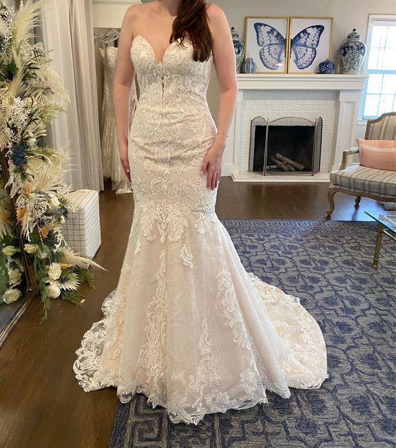 Brides of 2022 - Dress Pics! 5