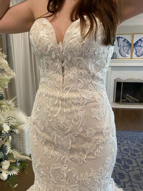 Brides of 2022 - Dress Pics! 7