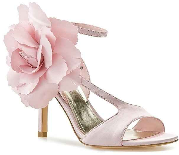 What color heels would you wear for your wedding?