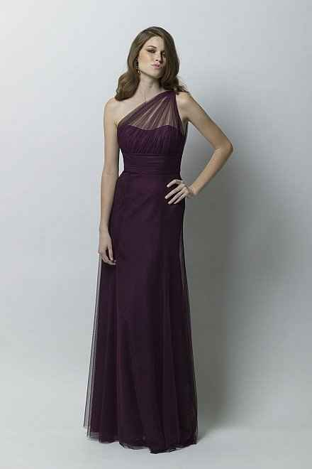 Color Question and Bridesmaid Dress Choices