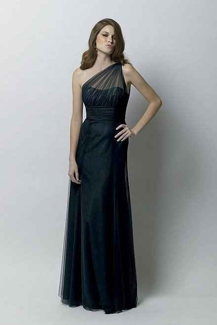 Mismatched Bridesmaid Dresses...with pics