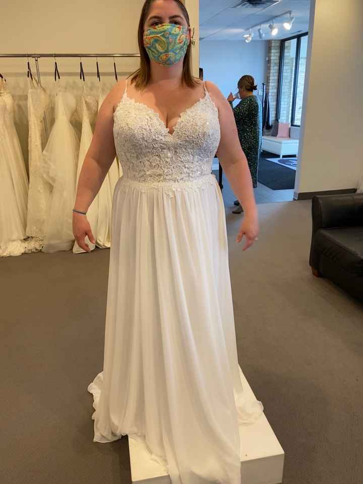 Dress opinions please! - 3