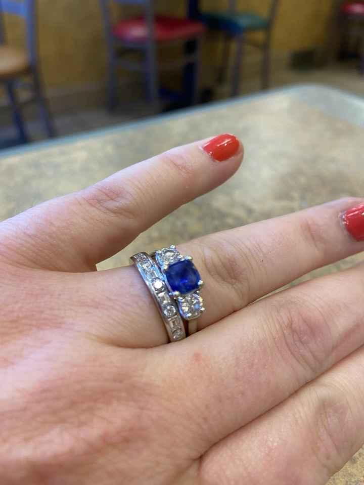 My rings! 4