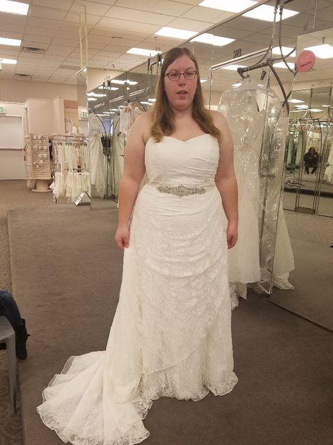 2020 wedding dresses!! Just bought mine!! 9