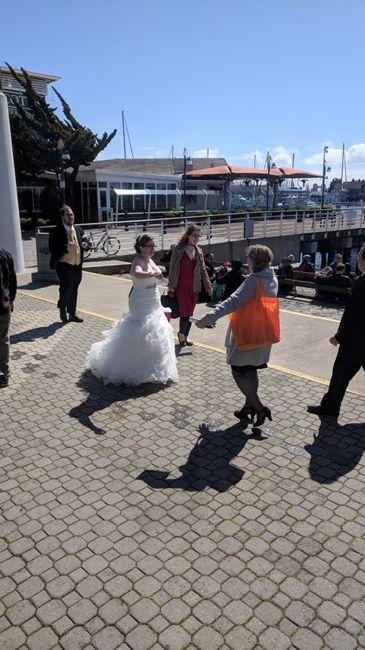 Show me your David's Bridal Dresses 6