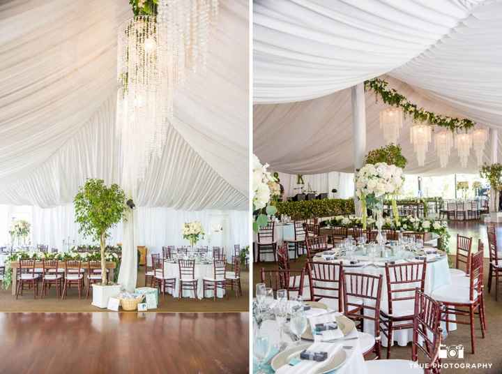 reception table decor Ideas! - 1