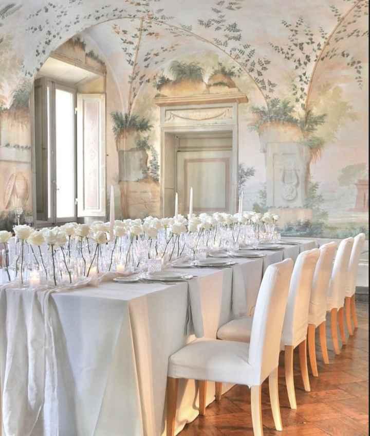 reception table decor Ideas! - 3