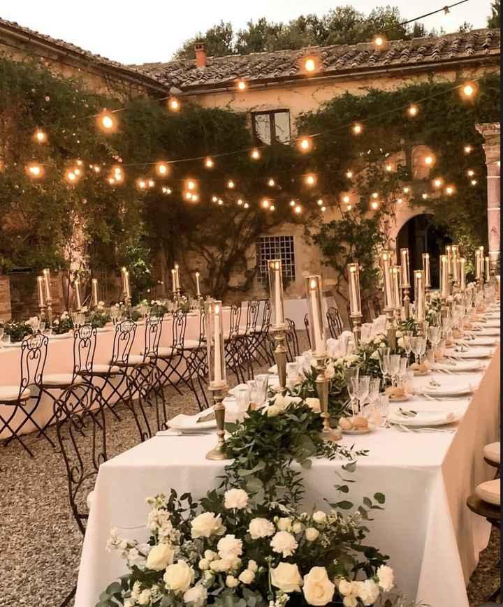 reception table decor Ideas! - 4