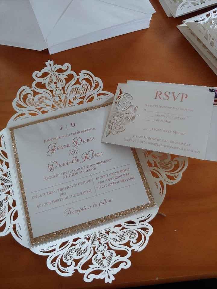 Invitations - 3