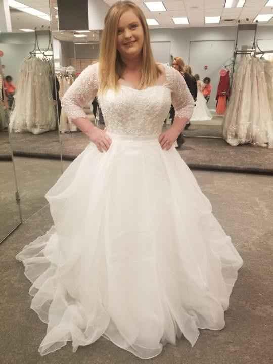 i finally have my entire wedding wardrobe!! - 2