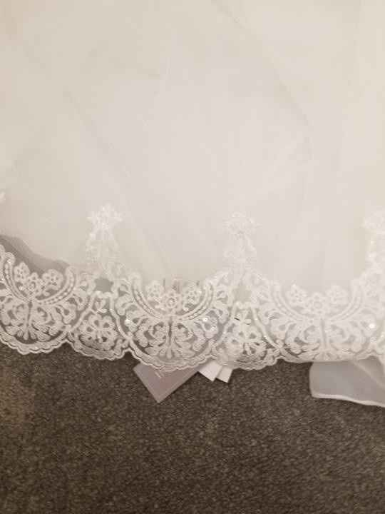 i finally have my entire wedding wardrobe!! - 5