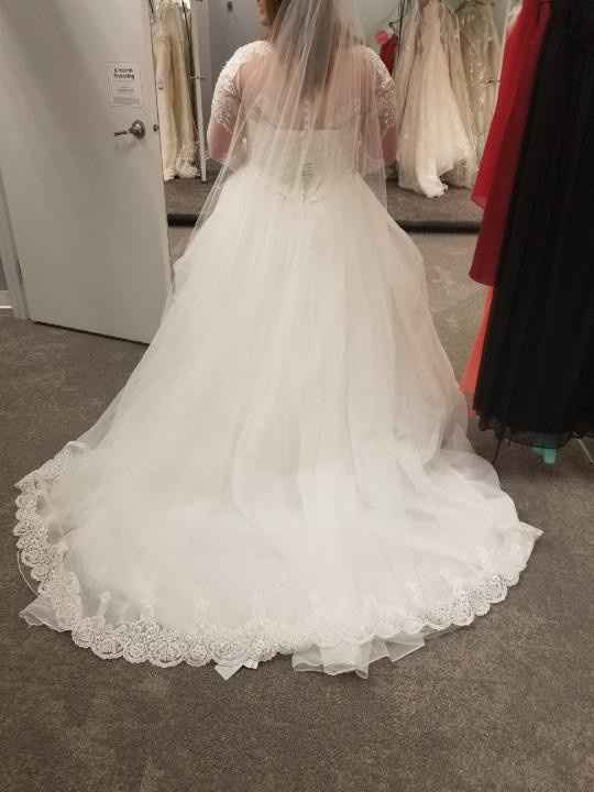 i finally have my entire wedding wardrobe!! - 6