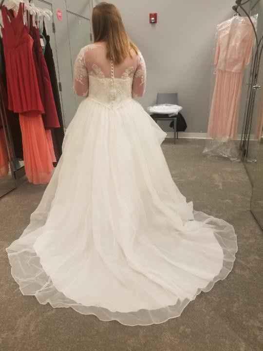 i finally have my entire wedding wardrobe!! - 8