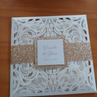 Elegant Wedding Invites - 1