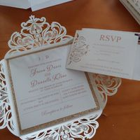 Elegant Wedding Invites - 2