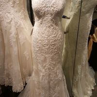 Calling all wedding gown experts