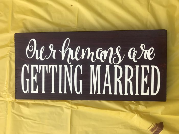 Decorative Signs - Yea or Nay? 2