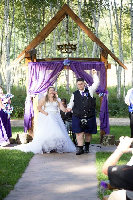 Share your recessional photo! 😊 9