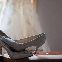 Show me your Wedding shoes!