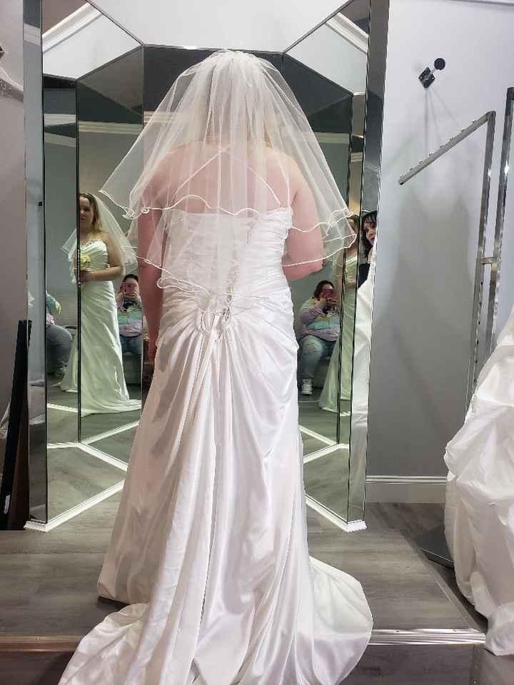 Wedding dress! - 2