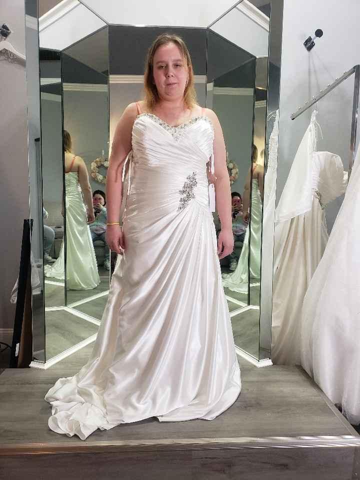 Wedding dress! - 3