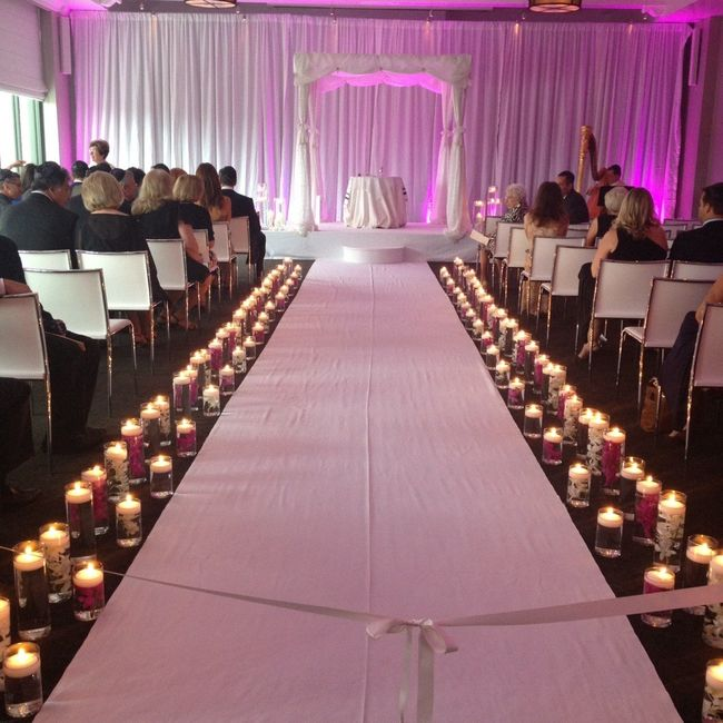 How To Decorate Our Ceremony Space