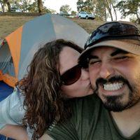 Camping Kisses