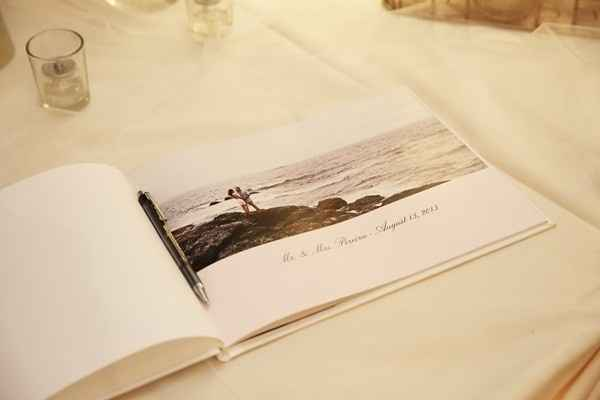 Show me your guest books!