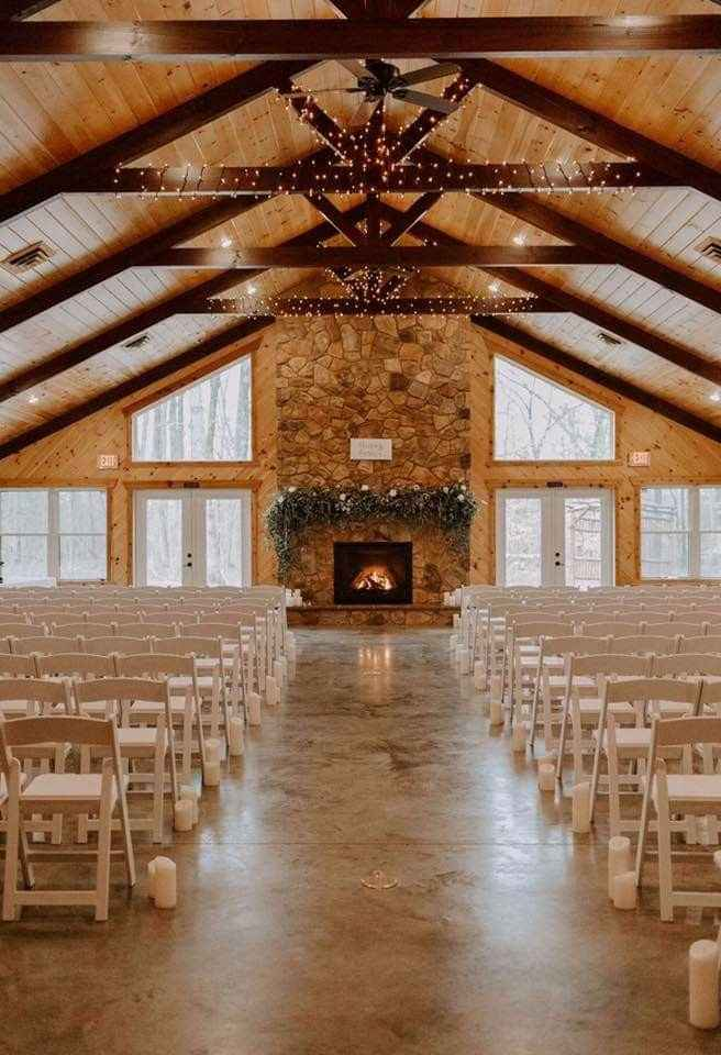 What does your venue look like? - 2