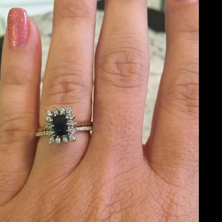 Engagement rings! - 1