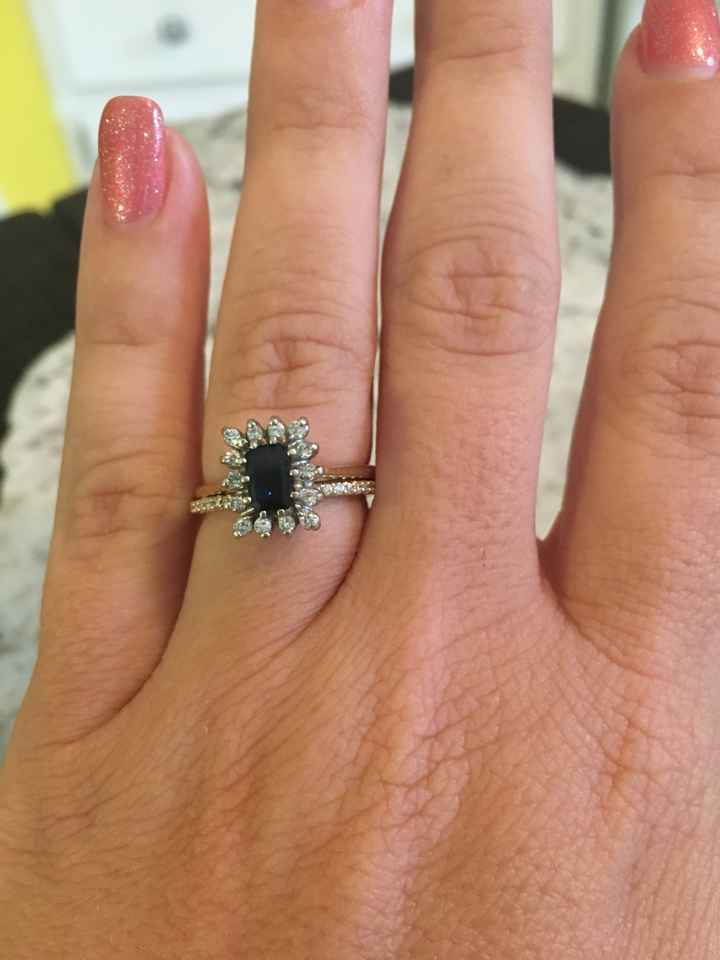 Vintage/antique/estate Rings - who else has one? - 1