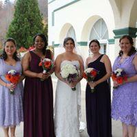 Bridesmaid colors - 1
