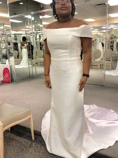 2020 wedding dresses!! Just bought mine!! 4