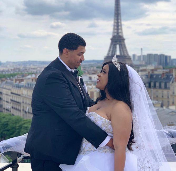Paris Wedding non-pro bam - 2