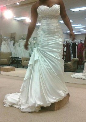 1dc80a3fb29 After seeing so many brides in the Adorae dress by Sottero   Midgley
