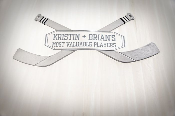 Hockey Wedding Invitations: *HELP* How To Incorporate Sports Into Our Wedding