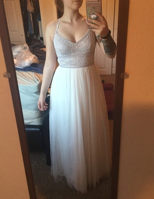 It's Time for a WW Bridal Fashion Show!!! 16