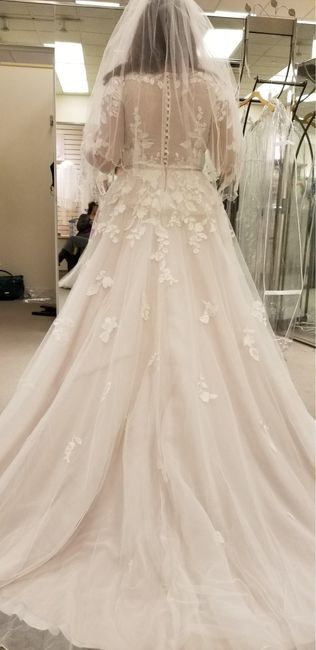 Did you say yes to the dress? 9