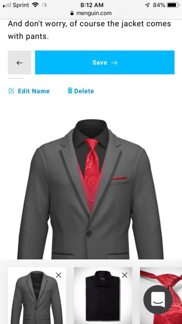 Groomsmen Suits - What Color? 12