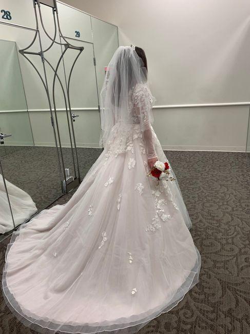 Long veils 11