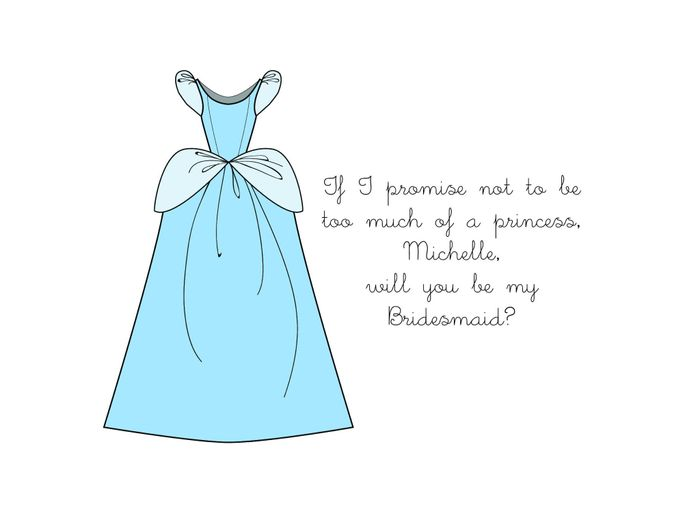 Bridesmaid Gift/proposal 11