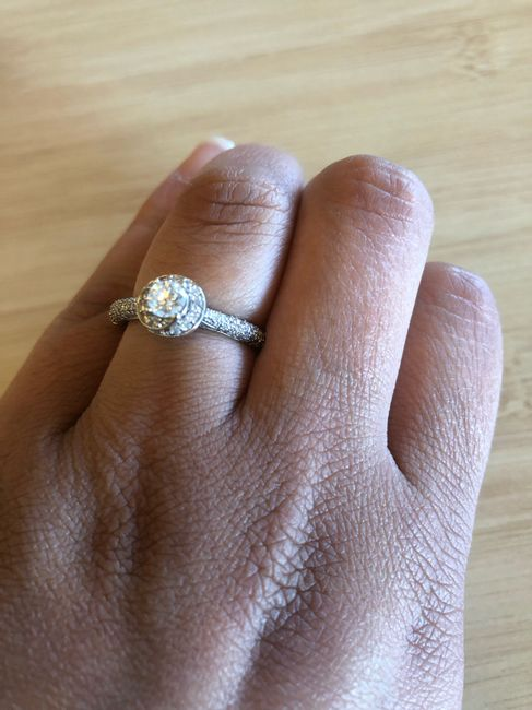 Engagement Rings: Expectation vs. Reality! 2
