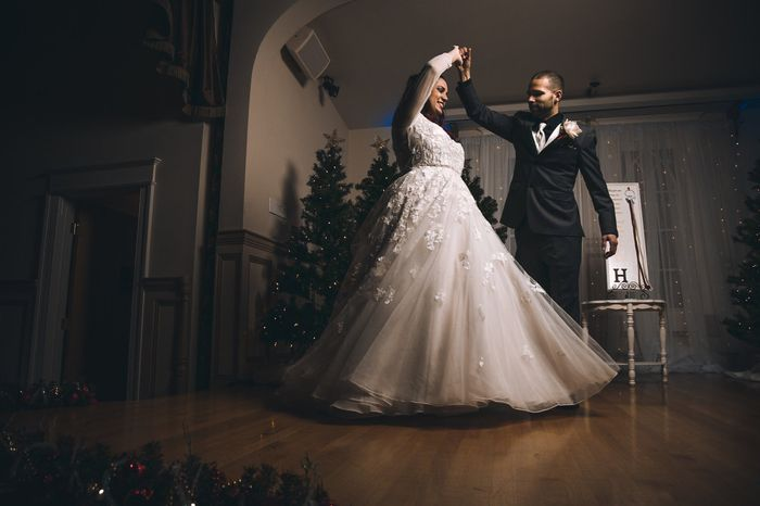 Favorite wedding day picture 3