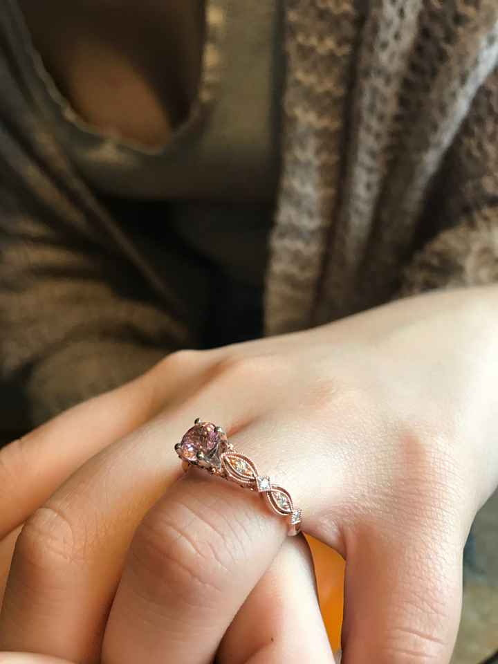 My ring came today!!! - 1