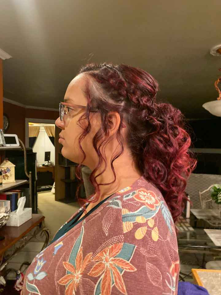 Hair trial 😁 - 3