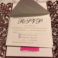 Where did you get your wedding invitations? - 3